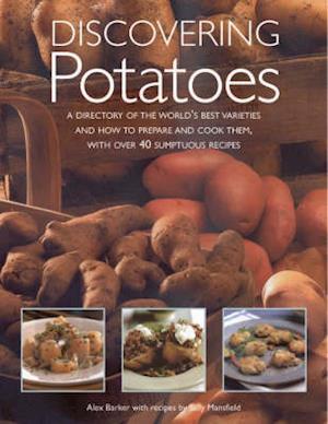 Bog, hardback Discovering Potatoes af Alex Barker
