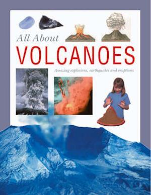 Bog, paperback All About Volcanoes af Robin Kerrod