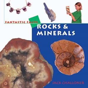 Bog, paperback Rocks and Minerals af Jack Challoner