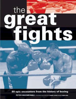 Bog, paperback The Great Fights af Peter Brooke-Ball