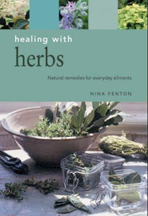 Bog, hardback Healing with Herbs af Jessica Houdret