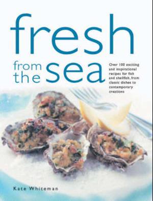 Bog, paperback Fresh from the Sea af Kate Whiteman