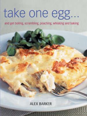 Bog, paperback Take One Egg... af Alex Barker