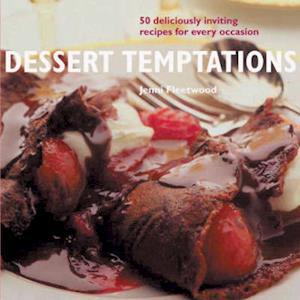 Bog, hardback Dessert Temptations af Jenni Fleetwood