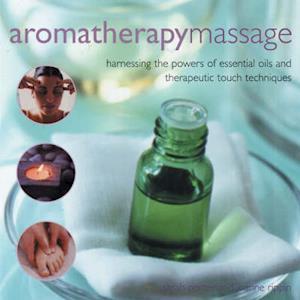 Bog, paperback Aromatherapy Massage af Sarah Porter