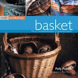 Bog, paperback Basket af Polly Pollock