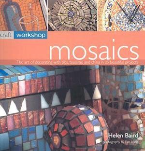 Bog, paperback Mosaics af Helen Baird