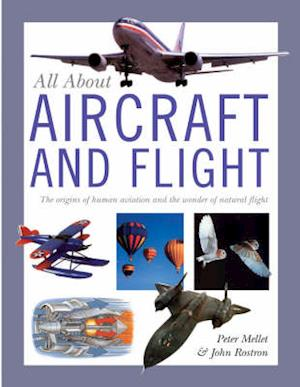 Bog, paperback Aircraft and Flight af Peter Mellet