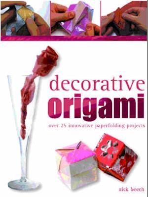 Bog, paperback Decorative Origami af Rick Beech