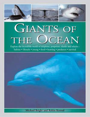 Bog, paperback Giants of the Ocean af Michael Bright