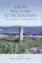 From Machair to Mountains af Michael Parker Pearson