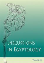 Discussions in Egyptology 65 af Maria Cannata