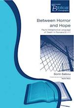 Between Horror and Hope (Paternoster Biblical Theological Monographs)