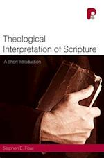 Theological Interpretation of Scripture af Stephen E. Fowl