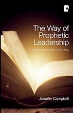 The Way of Prophetic Leadership af Jennifer Campbell