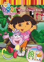 Dora the Explorer Wipe Clean Book