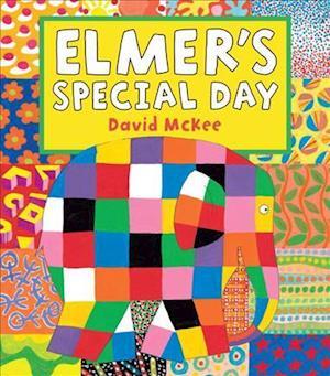 Bog, paperback Elmer's Special Day af David McKee