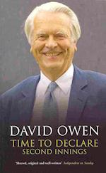 Time to Declare af David Owen