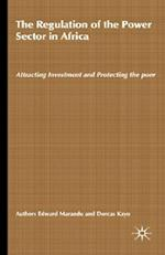 The Regulation of the Power Sector in Africa (African Energy Policy Research S)