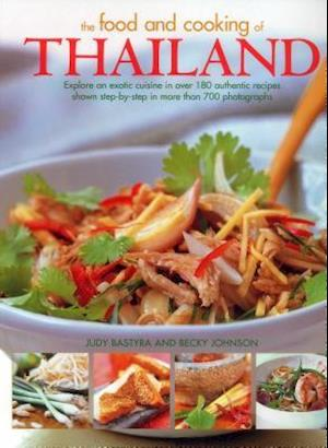 Bog, paperback Thai Cooking