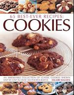 65 Best-ever recipes: Cookies af Hilaire Walden
