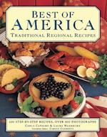 Best of America: Traditional Regional Recipes af Carla Capalbo