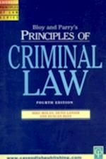 Principles of Criminal Law 3/e
