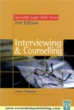 Interviewing & Counselling