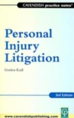 Practice Notes on Personal Injury