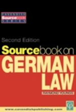 Sourcebook on German Law