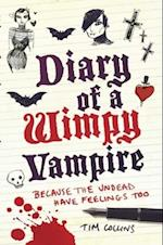 Diary of a Wimpy Vampire af Tim Collins