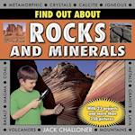 Find Out About Rocks and Minerals af Jack Challoner
