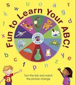 Fun to Learn Your ABC! Kaleidoscope Book