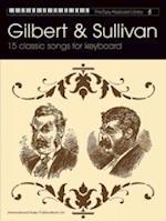 Gilbert & Sullivan (The Easy Keyboard Library)