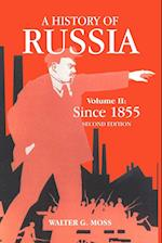 A History Of Russia Volume 2 (Anthem Series on Russian, East European and Eurasian Studies)