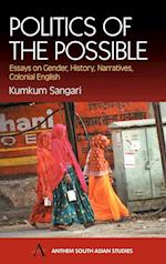 The Politics of the Possible af Kumkum Sangari
