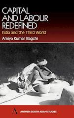 Capital and Labour Redefined af Amiya Kumar Bagchi