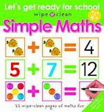 Simple Maths (Let's Get Ready for School)
