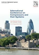 International Conference on Compressors and Their Systems af Institution of Mechanical Engineers
