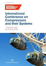International Conference On Compressors and their Systems 2009 af Institution of Mechanical Engineers