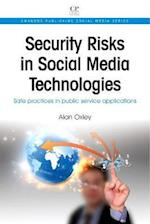 Security Risks in Social Media Technologies af Alan Oxley