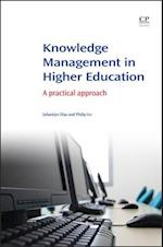 Knowledge Management in Higher Education