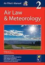 Air Pilot's Manual: Air Law & Meteorology