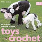 Toys to Crochet af Claire Garland