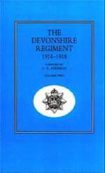 Devonshire Regiment 1914-1918