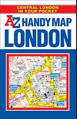 Handy Map of Central London (Street Maps & Atlases S)