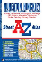 Nuneaton Street Atlas (A-Z Street Atlas S)