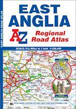 East Anglia Regional Road Atlas