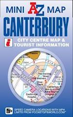 Canterbury Mini Map (A-Z Mini Map S)