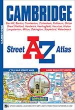 Cambridge Street Atlas (A-Z Street Atlas S)
